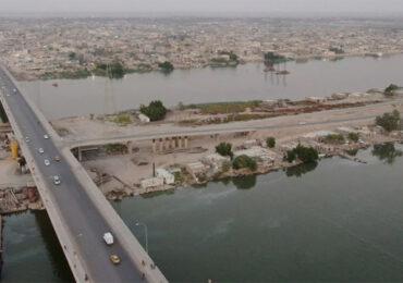 Nel paese dei fiumi non c'è più <b>acqua</b> pulita
