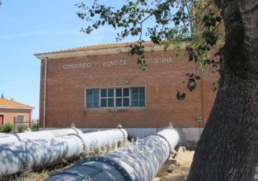 Consorzio di bonifica e ambiente: con i suoi impianti idrovori protegge il mare da montagne di rifiuti