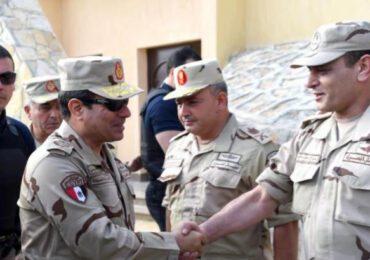 """Egitto, il faraone al-Sisi alla """"guerra della diga"""" del Nilo"""
