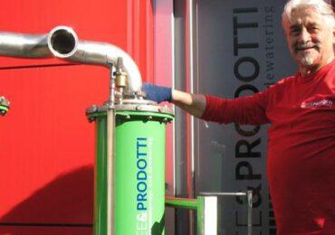 A Cavenago Brianza l'invenzione da 1 milione di euro che è piaciuta anche a Bill Gates