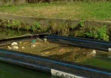 """Un """"Po d'amare"""", a Torino raccolti solo 63 kg di rifiuti in 4 mesi"""