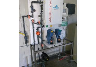 Nuovo progetto di sanificazione delle reti idriche